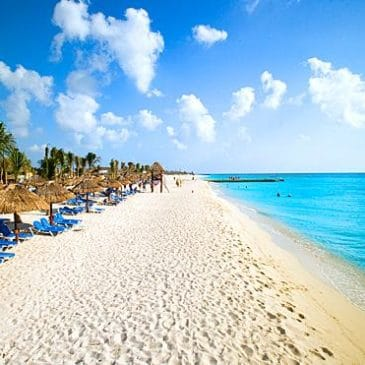 Top 5 Cancun Beaches