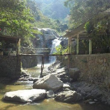 Puerto Vallarta's Waterfalls
