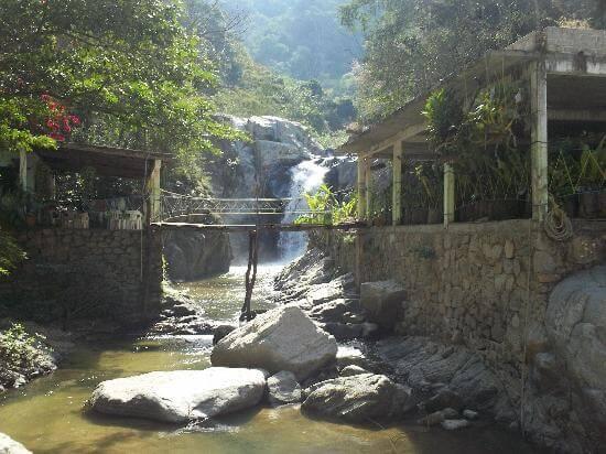 Puerto Vallarta's Waterfalls