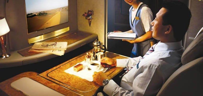 First Class Honeymoon Flights. What's the Deal?