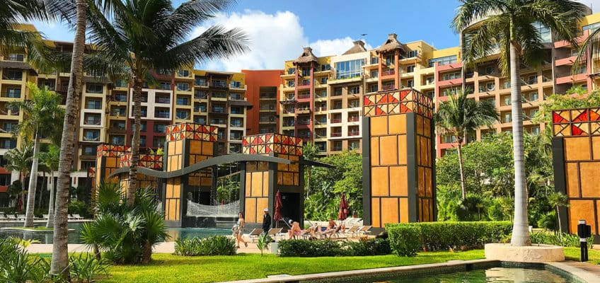 Use Preferred Points for Villa del Palmar Cancun Timeshare
