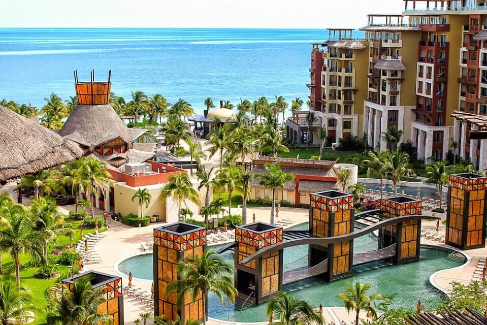 Villa Del Palmar Cancun Luxury Beach Resort Spa