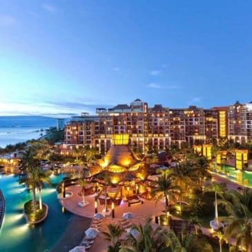 Villa del Palmar Cancun Timeshare Throughout 2017