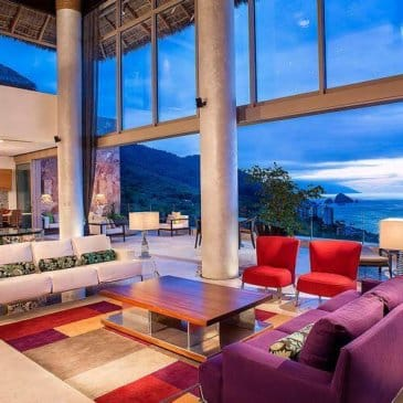 Penthouse Award for Garza Blanca Puerto Vallarta
