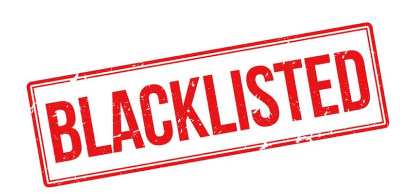 Blacklist of Timeshare Companies - Coming Soon