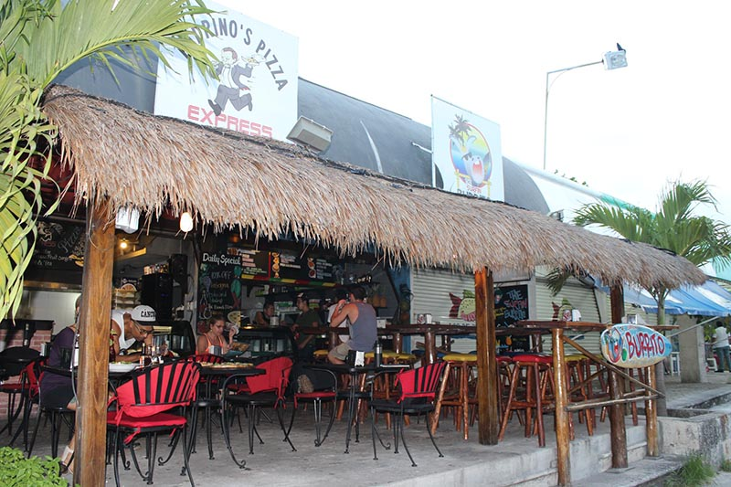 Cancun: Where to Find Great Pizza