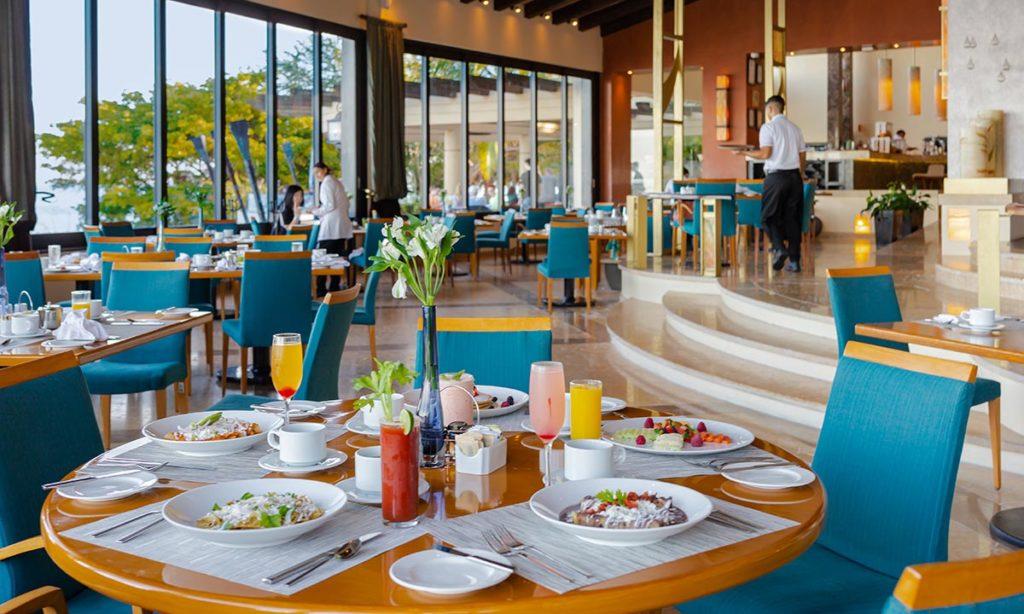 blanca blue restaurant in puerto vallarta